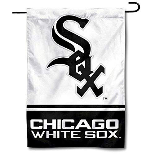 Chicago White sox lawn flag fan gift idea