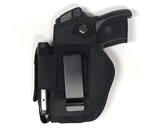 Copper Head Nylon OWB Side/Hip Holster Fits All SCCY CPX-1, CPX-2 and CPX-3 for Outside The Waistband.