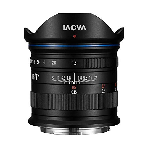 Venus Laowa 17mm f/1.8 Wide Angle Lens for MFT Mount