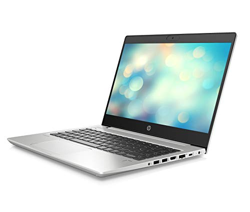 HP ProBook 445 G7 (14 Zoll / Full HD) Business Laptop (AMD Ryzen 7 4700U, 16GB DDR4 RAM, 512GB SSD, AMD Radeon Grafik, Windows 10 Pro) silber