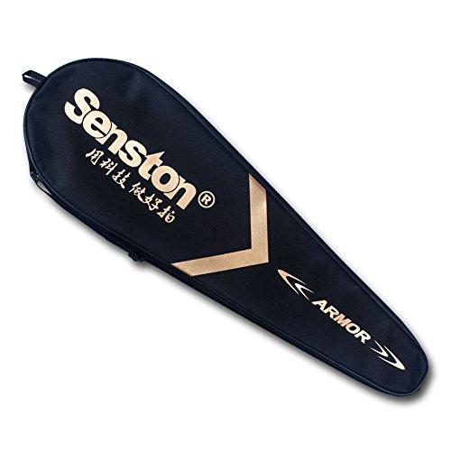 Senston Badminton Schlägertasche Premium Qualität Schutztasche