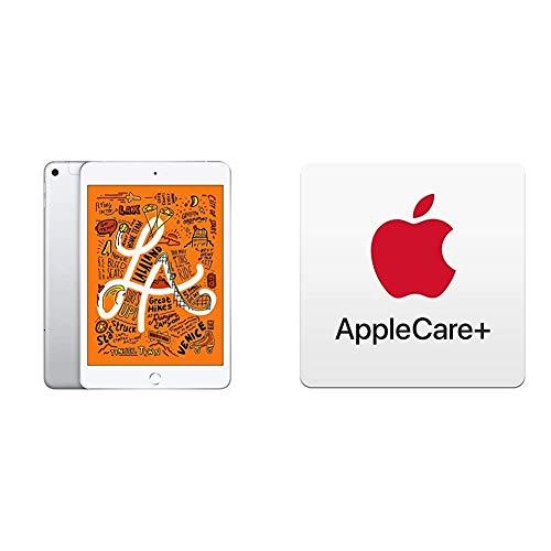 Apple iPad Mini - Tablet (20,1 cm (7.9'), 2048 x 1536 Pixeles, 64 GB, 3G, iOS 12, Plata) con AppleCare+