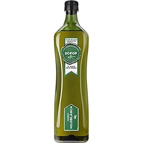 DCOOP Aceite de Oliva Virgen Extra - Aceituna Hojiblanca de Perfil Equilibrado y Sabor Persistente, Ideal para Uso en Crudo, Procedente de Nuestras Cooperativas, 1 litro