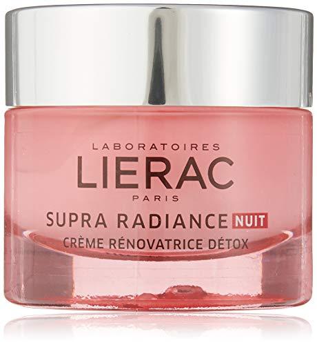 Lierac Supra Radiance Nuit Crème Rénovatrice Détox