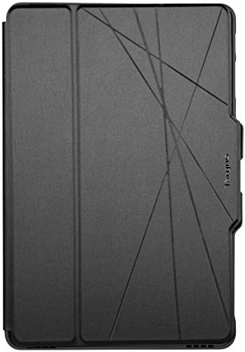 Targus Click-In - Flip cover for tablet - polyurethane, faux leather - black - 10.5' - for Samsung Galaxy Tab S4 (10.5 in)