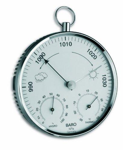 TFA 20.3006.42 - Termómetro, higrómetro y barómetro