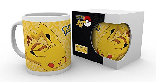 GB Eye Pikachu Rest Tasse