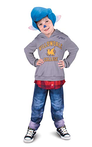 Disguise Onward Ian Costume, Disney Pixar Movie Inspired Character Outfit for Kids, Deluxe Child Size Small (4-6), Gray & Blue, 106059L