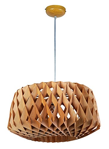 Maxim 27535UD Horgen 1-Light Pendant, Uddo Finish, Glass, MB Incandescent Incandescent Bulb , 40W Max., Dry Safety Rating, 2900K Color Temp, Standard Dimmable, Shade Material, 750 Rated Lumens