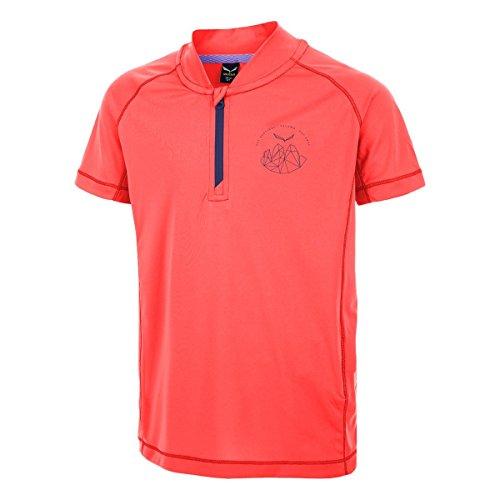 SALEWA Frea Melange Dri-rel K S//S tee Camiseta Beb/é-Ni/ños