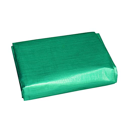 Afdekzeil Premium180g/m2 Groen - Dekzeil - Afdekhoes - Zware Kwaliteit, Grommets voor Meubels, Tuin, Zwembad, PE, Groen (7 * 9m)