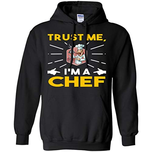 Men's Trust Me I Am A Chef Funny Lover Gift Shirt - Hoodie