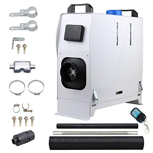 Schildeng All In One 12V 8KW Diesel Luftheizung - Auto Standheizung Klimaanlage Maschine Fernbedienung LCD-Display Für Wohnmobil Auto LKW-Boot PKW KFZ