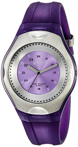Prestige Medical Nurse Cyber Scrub Gel Watch - Purple
