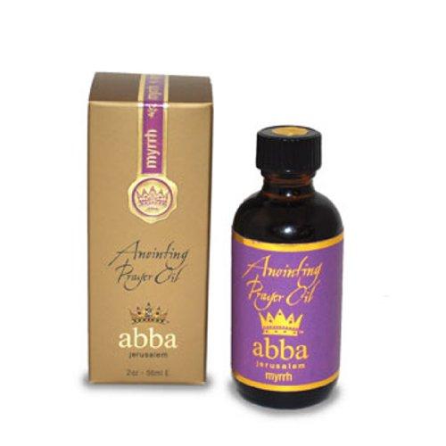 Anoint Oil-Myrrh In Gift Box-2oz
