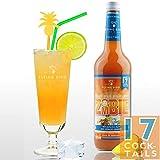 Zombie 28% Vol. - PreMix für 17 alkoholische Cocktails –