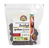 Albaricoques Uruk® orgánicos secos con núcleo de 1 kg - turshak grande - sin untar - verduras crudas - de Uzbekistán