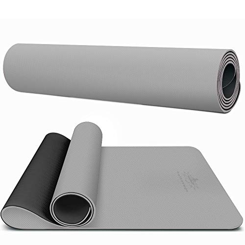 Hatha yoga TPE Yoga Mat with Carrying Bag - 72