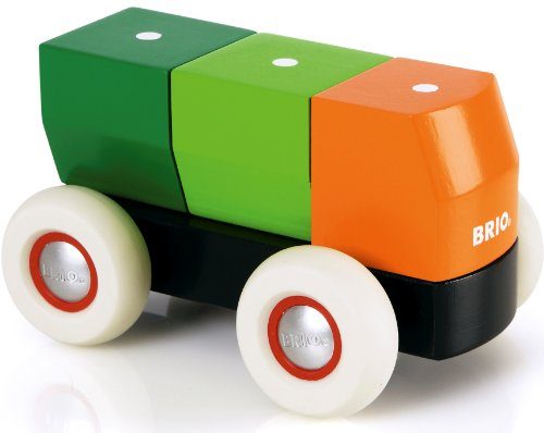 Amazing Deal Brio Magnetic Stacking Truck
