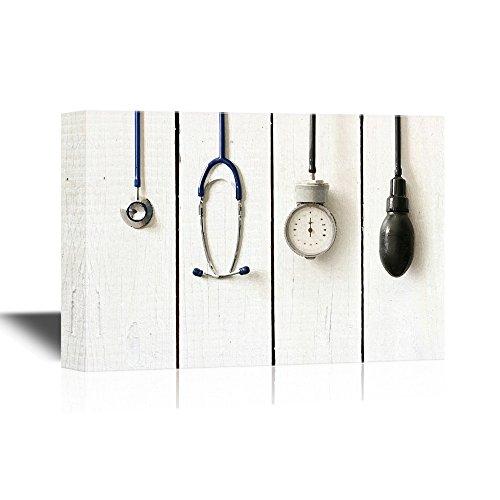 Medical Apparatus Wall Art
