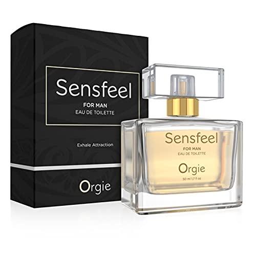 Sensfeel For Man Pheromone Perfum - Eau De Toilette