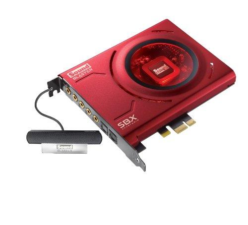 Creative huurt compatibele geluidskaart PCIe Sound Blaster Z afspelen omleiding reactie 24bit/192kH [uiteindelijke fantasie XIV: pasgeboren eorzea Windows-versie aanbevolen: SB-Z