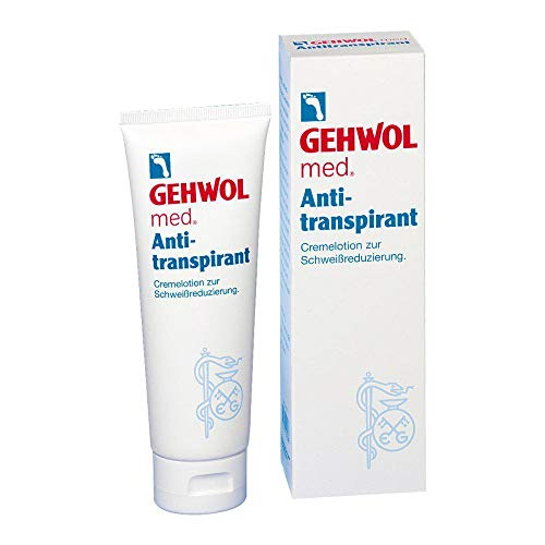 GEHWOL med Antitranspirant Lotion 125 ml