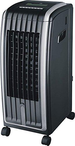 Schallen Portable Modern 6.5L 4-in-1 Air Cooler, Fan Heater, Air Purifier & Humidifier - BLACK, SCH1002