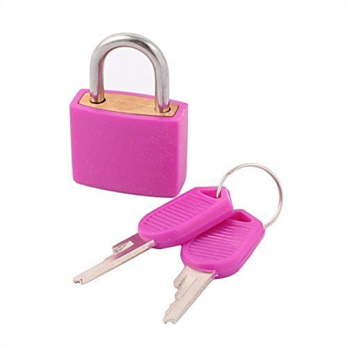 DealMux domestica del cassetto del Governo Cupboard Desk di sicurezza Mini sicurezza lucchetto 23 millimetri w chiavi