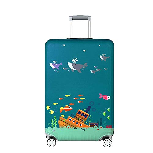 Purchase Vaskey Elastic Washable Luggage Protector Case Cute Cartoon Pattern Baggage Cover Suitcase ...