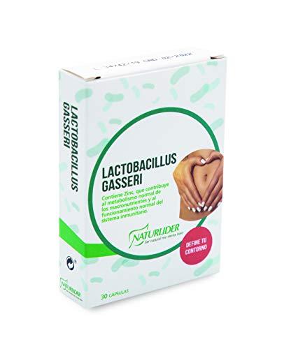 Naturlider Lactobacillus Gasseri 30 Unidad 21 g