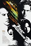 THE FAST AND THE FURIOUS - VIN DIESEL – Imported Movie