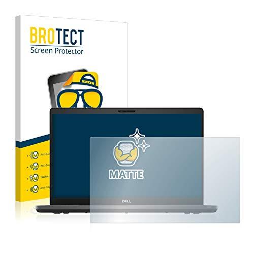 BROTECT Entspiegelungs-Schutzfolie kompatibel mit Dell Latitude 5500 Bildschirmschutz-Folie Matt, Anti-Reflex, Anti-Fingerprint