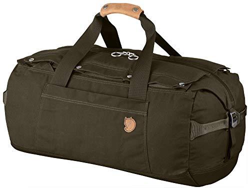 Fjällräven Duffel No.6 borsone di viaggio 76 cm dark olive