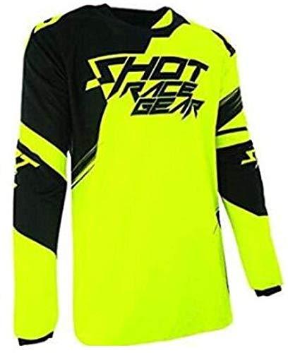 Maillot MTB Hombre Fox Manga Larga Motocross Downhill Cycling Clothing Mountain Ike...