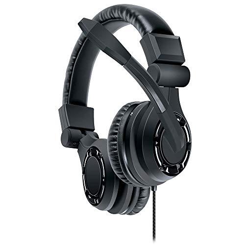 Fone de Ouvido Headset Gamer GRX-350 Dreamgear DGUN-2858 Preto