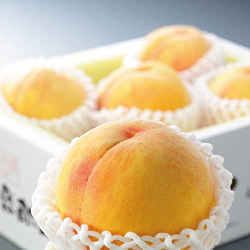 桃 黄金桃 風のいたずら ちょっと訳あり 4玉?6玉 約1kg 岡山県産 JAおかやま もも モモ