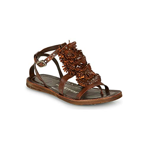 airstep / a.s.98 Ramos Sandalen/Sandaletten Damen Braun - 42 - Sandalen/Sandaletten Shoes