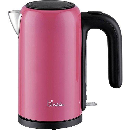 Silva-Homeline Wasserkocher 410104 schnurlos hot 100 Pink