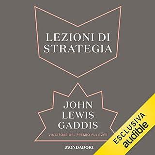 Lezioni di strategia copertina