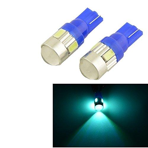 zll1990 Lumières pour Tableau de Bord/Lampe de Lecture/Baladeuse Feux LED - Automatique, Blue yc532
