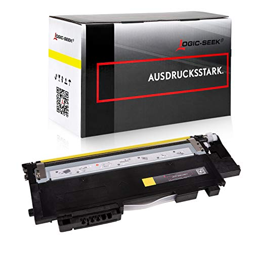 Logic-Seek Toner kompatibel für CLT-P404C CLT-Y404S Gelb für Samsung Xpress C430W C480FN C480FW C480W