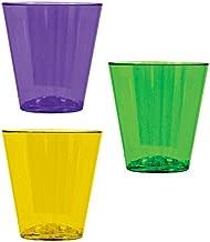 Amscam Mardi Gras Glasses Multicolor