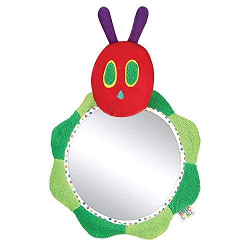 Asiento De Automóvil - Espejo Interior - Espejo De Bebé Infantil - Instalación Inversa De Canasta - Espejo Trasero - Espejo HD - Rotación De 360 ° (color : Caterpillar)