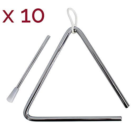 a-star AP6202PK triangoli, 15cm, confezione da 10pezzi
