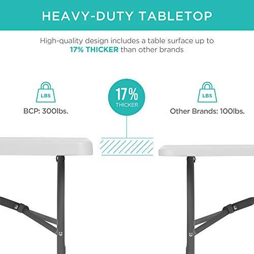 Best Choice 6Ft Folding Table