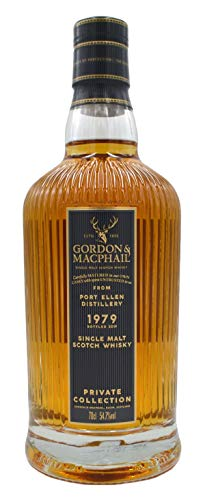 Port Ellen (silent) - Private Collection - 1979 40 year old Whisky