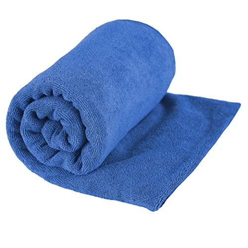 Sea to Summit Tek Towel,Cobalt Blue,Large (Japan Import)