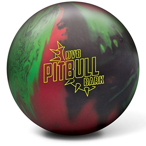DV8 Bowling Products Pitbull Bark Bowling Ball- 15Lbs,...