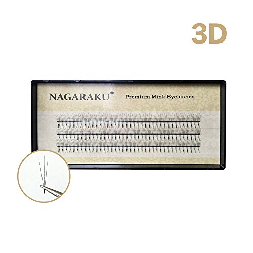 NAGARAKU 3D Eyelash Extension W Pestañas